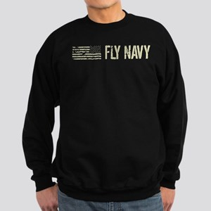 Black Flag: Fly Navy Sweatshirt (dark)