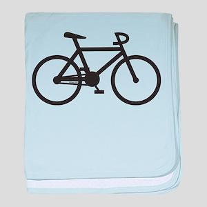 Klaar Bike baby blanket