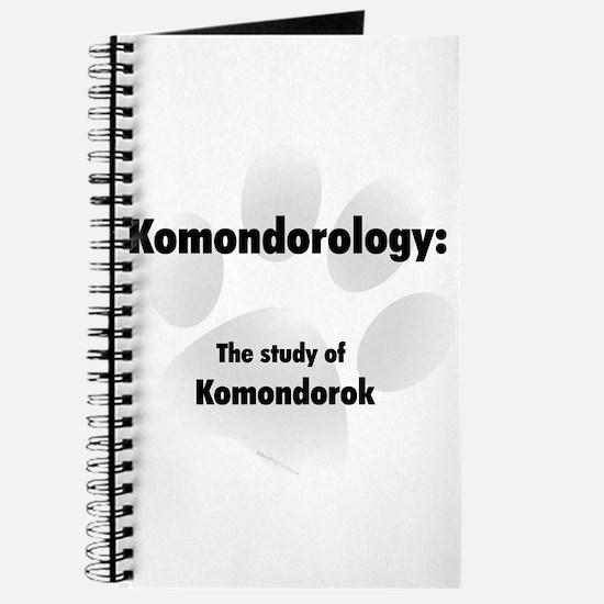 Komondorology Journal