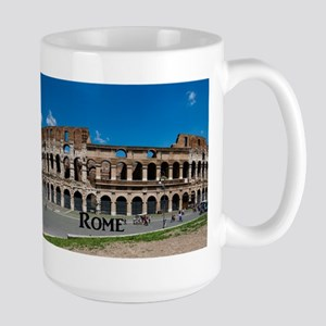 Rome_17.44x11.56_LargeS Stainless Steel Travel Mug
