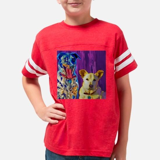 edisontile Youth Football Shirt