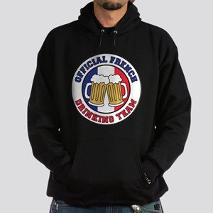 Official French Drinking Team Hoodie