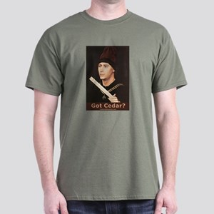 Got Cedar? Dark T-Shirt