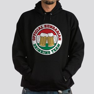 Official Hungarian Drinking Team Hoodie