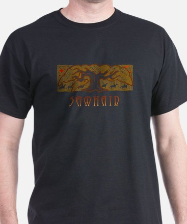 Great Tree Samhain T-Shirt