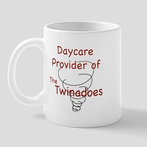 Daycare Provider of Twinadoes Mug