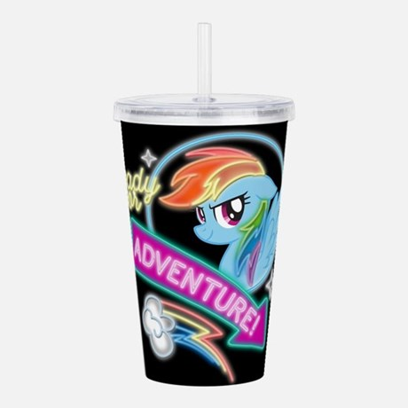 MLP Ready for Adventure Tumbler