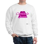 Cornhole Queen Sweatshirt