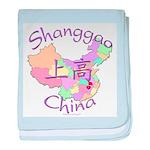Shanggao China baby blanket