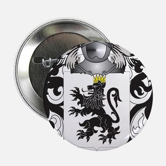 "Jarrod Coat of Arms (Family Crest) 2.25"" Button"