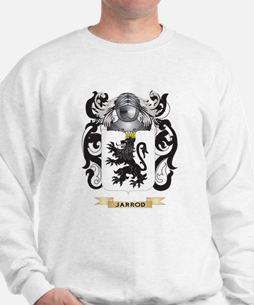 Jarrod Coat of Arms (Family Crest) Sweatshirt