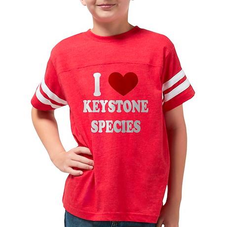 keystonedrk Youth Football Shirt