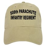 508TH PARACHUTE INFANTRY REGIMENT Cap