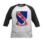 508TH PARACHUTE INFANTRY REGIMENT Kids Baseball Je