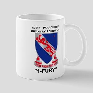508TH PARACHUTE INFANTRY REGIMENT Mug