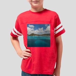 St. Martin/St. Maarten Youth Football Shirt