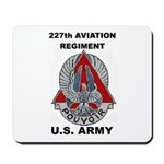 227TH AVIATION REGIMENT Mousepad