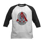 227TH AVIATION REGIMENT Kids Baseball Jersey