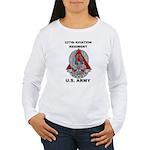 227TH AVIATION REGIMENT Women's Long Sleeve T-Shir