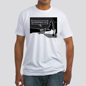 emgrobosnowbw Fitted T-Shirt