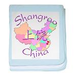 Shangrao China baby blanket