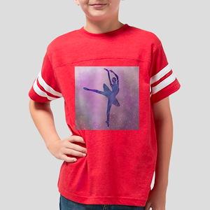 Dancing Ballerina Youth Football Shirt