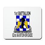 1ST BATTALION 82ND AVIATION BRIGADE Mousepad
