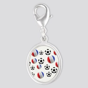 France Soccer Balls Charms