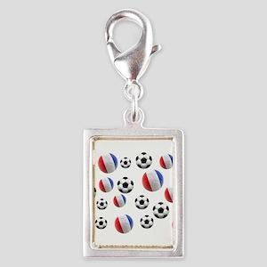 France Soccer Balls Charms