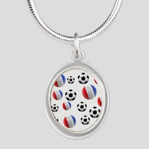 France Soccer Balls Necklaces