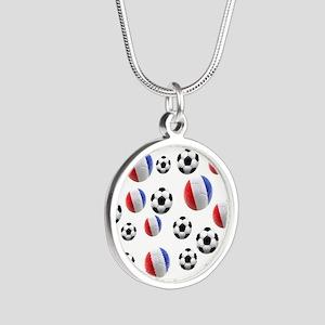 France Soccer Balls Necklaces