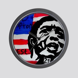 Fred Hampton Wall Clock