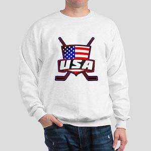 American Hockey Shield Logo Sweatshirt