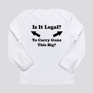 Is It Legal? Long Sleeve T-Shirt