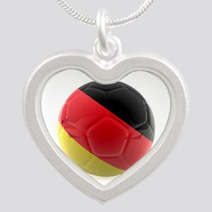 Germany World Cup Ball Necklaces