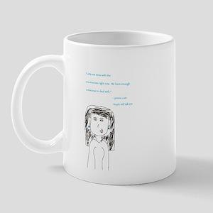Jeanne Crain Mug