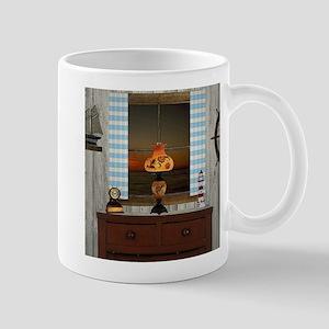 Hurricane Lamp Mug