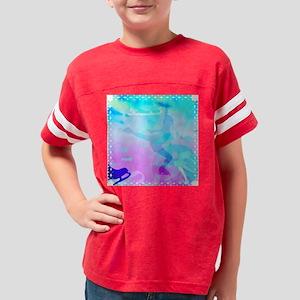 Skating Collage Youth Football Shirt