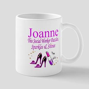 TOP SOCIAL WORKER 11 oz Ceramic Mug