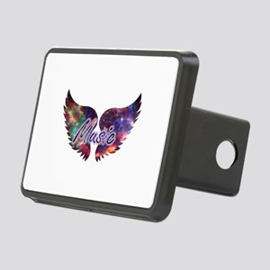 Music wings overlay 1 Hitch Cover