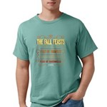 The Fall Feasts of Our C Mens Comfort Colors Shirt
