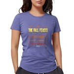 The Fall Feasts of Our Cr Womens Tri-blend T-Shirt