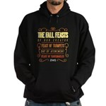The Fall Feasts of Our Creator Hoodie (dark)