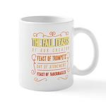 The Fall Feasts of Our Creator 11 oz Ceramic Mug