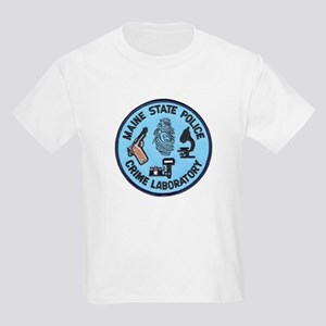 Maine State Police C.S.I. Kids T-Shirt