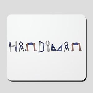 handyman Mousepad