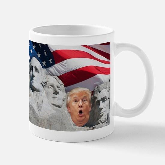 Mount Trumpmore - Trump Mugs
