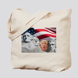 Mount Trumpmore - Trump Tote Bag