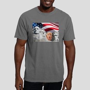Mount Trumpmore - Trump Mens Comfort Colors Shirt