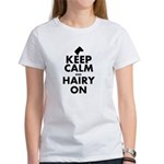 Keep Calm and Hairy On T-Shirt